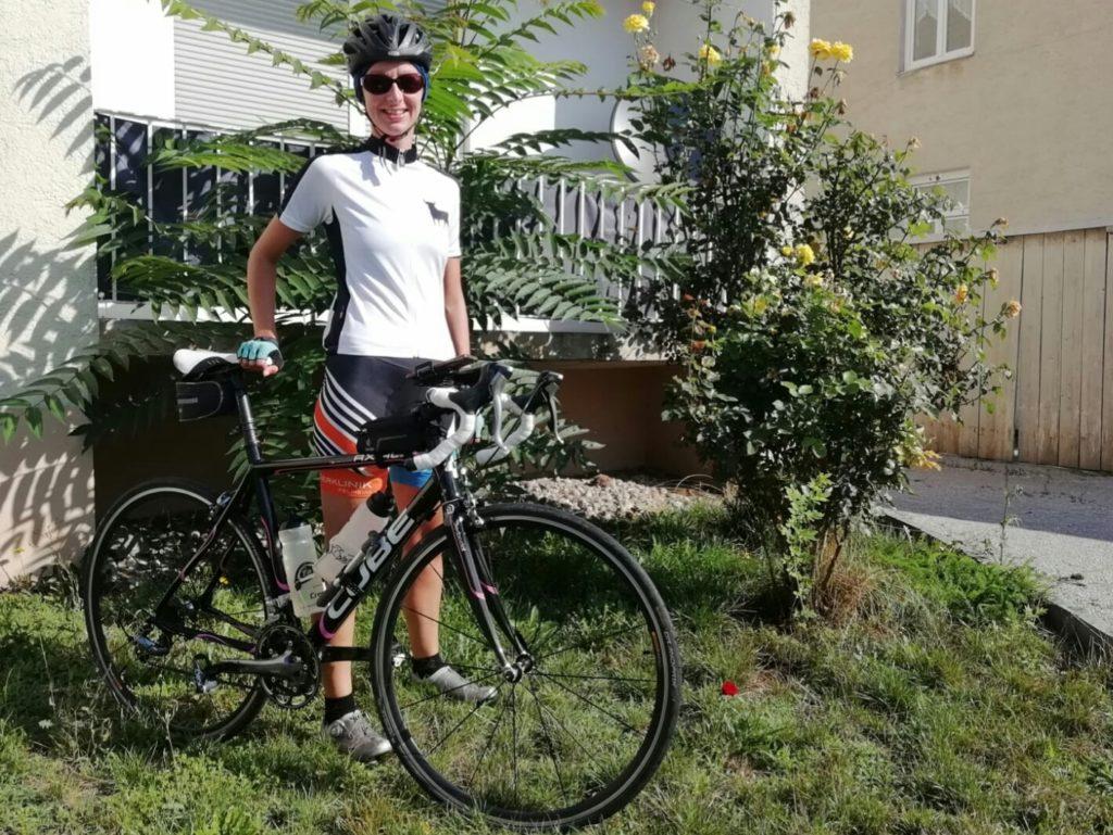 Startpunkt der Rennradreise nach Polen